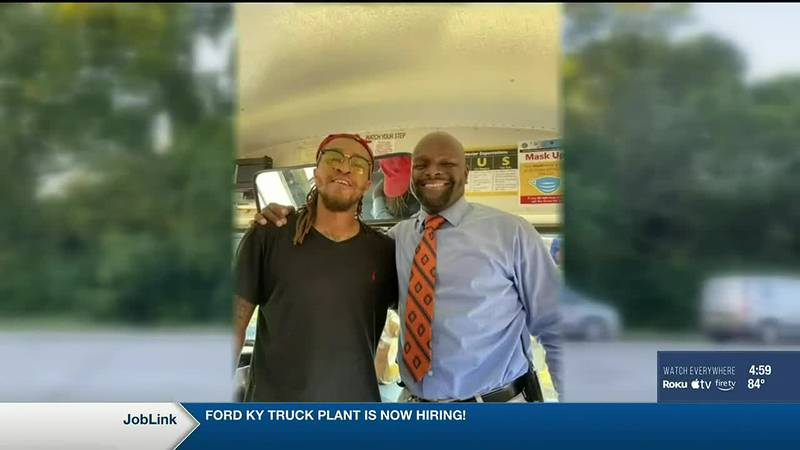 The 26-year-old man who was shot and killed on the Watterson Expressway last week was a JCPS...