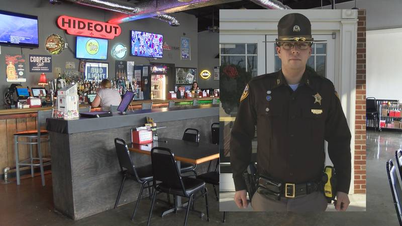 Since Shirley's death, several people from across Louisville have come to support the sheriff...