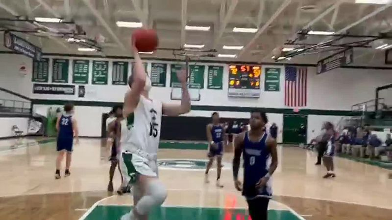 The last five seconds of a Kentucky high school basketball game are sure to last a lifetime.