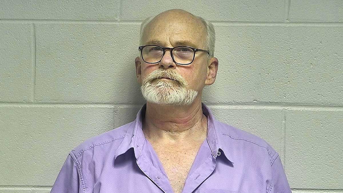 Kenneth Allan Vance is charged with holding an Amazon driver at gunpoint and forcing him to...