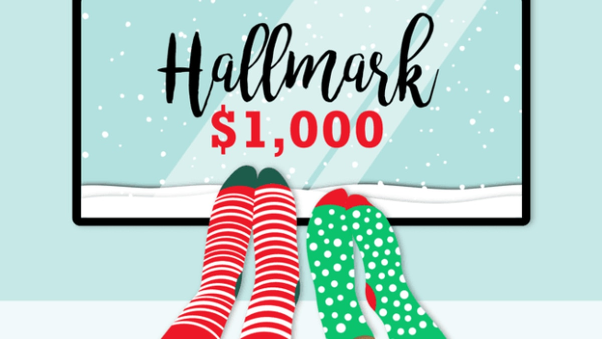 Grab the cocoa, popcorn and your favorite Hallmark Christmas movie-watching blanket