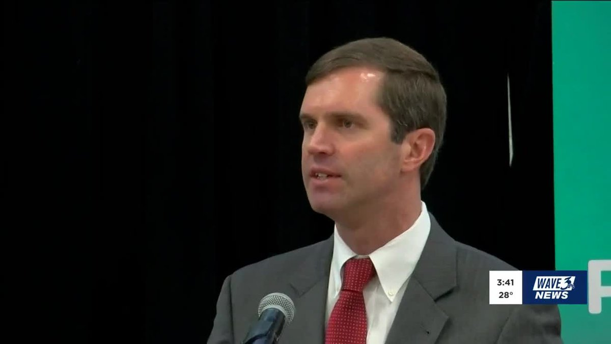 Kentucky Governor Andy Beshear was on hand for the Dec. 19, 2019 ribbon cutting of the Republic...