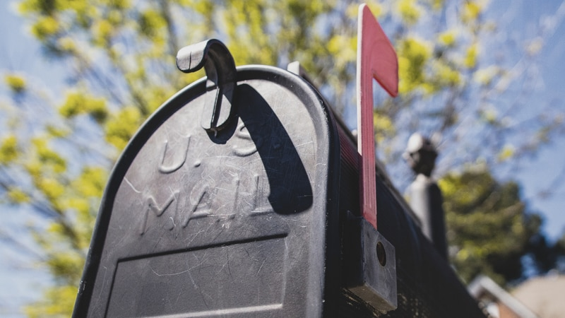 Hillview Police are investigating after mail was strewn throughout the Tanyard Springs area.