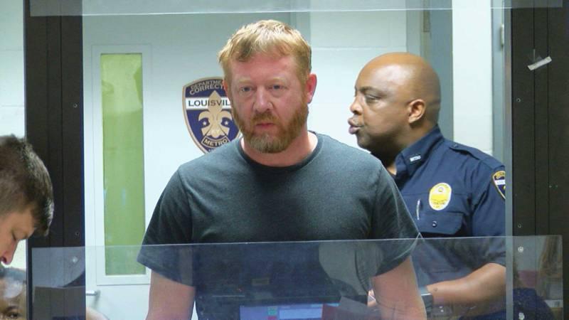 James Fitzpatrick was arrested sept. 3 on assault domestic violence and strangulation charges.
