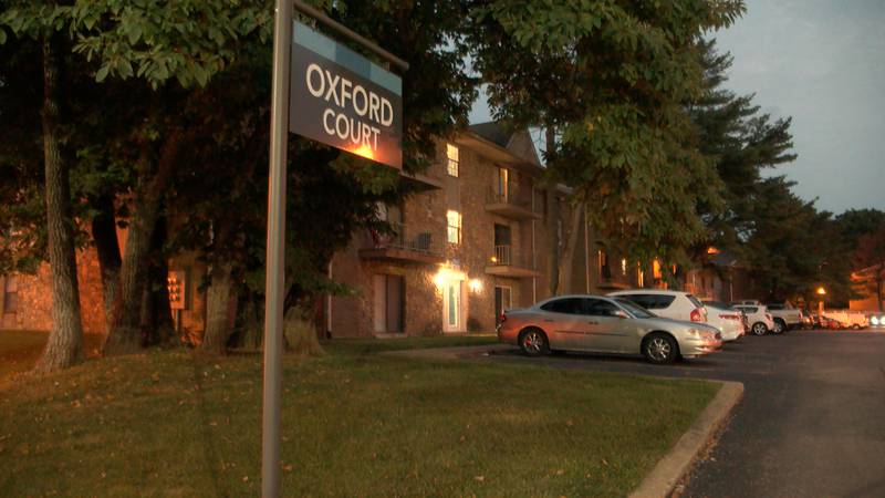 Officers responded to the 5700 block of Oxford Court around 7 p.m. Saturday on reports of a...