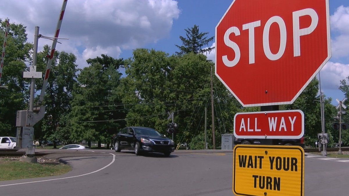 WAVE 3 News noticed several drivers busting through stop signs, not waiting their turns, which...