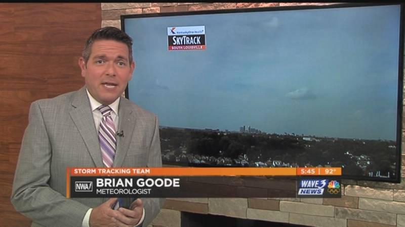 VIDEO: Brian Goode describes what an Air Quality Alert is