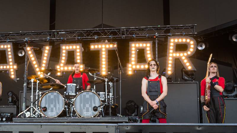 Check out these photos from Friday's second day of Louder Than Life. All photos by Glenn Hirsch.