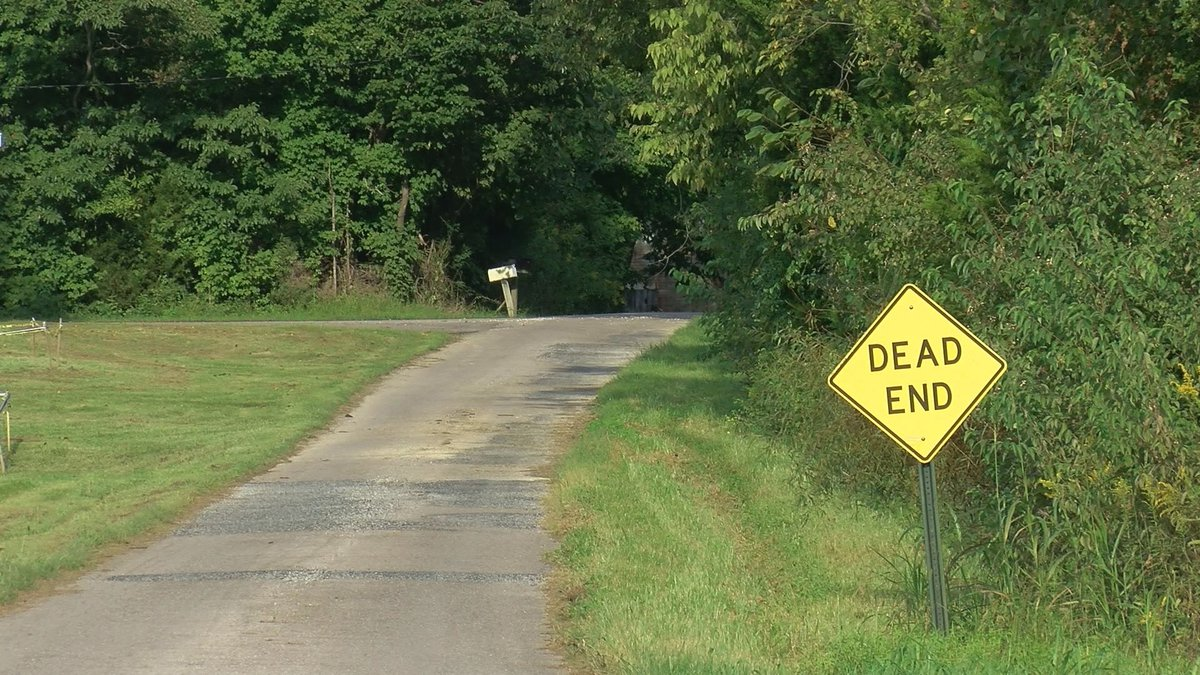 KSP was called several times about a suspicious man on Hall Road, which is a dead end, the day...