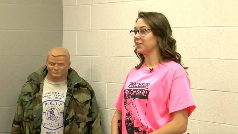 In New Albany, there's one school that puts careers ahead of most others in southern Indiana.