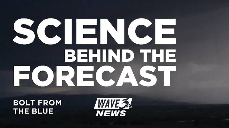 Science Behind the Forecast: Bolt from the blue