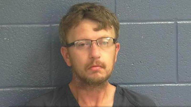 Darrell Bullion, of Palmyra, Ind., is accused of shooting his wife in the face on Oct. 13,...