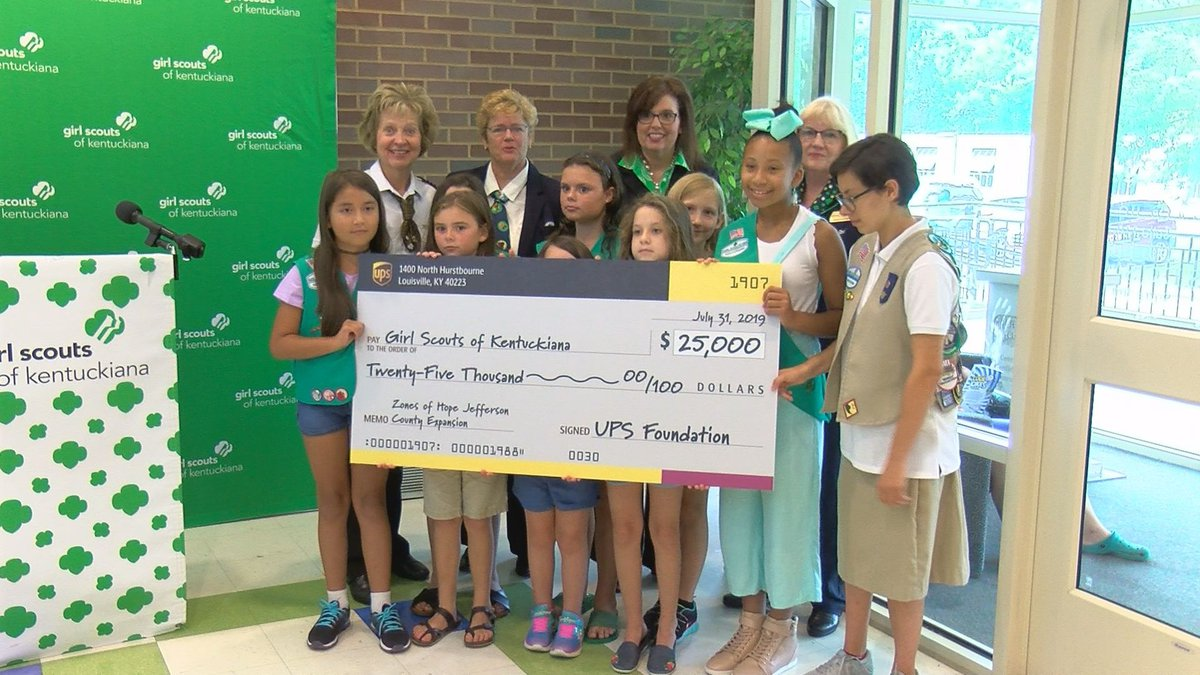 The Zones of Hope The program provides the Girl Scout leadership experience to girls in at-risk...
