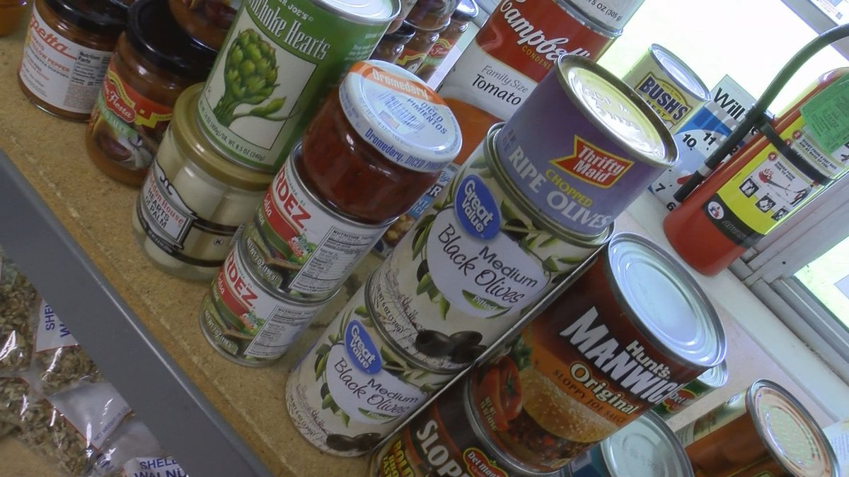 HOPE Ministries will receive $15,000 to expand its food pantry.