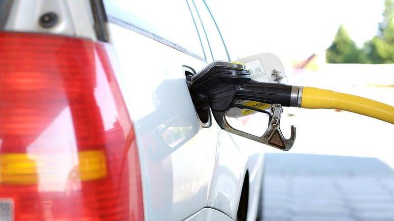 The current gas price is 30 cents above where it was a year ago. (Photo Source: Pixabay)