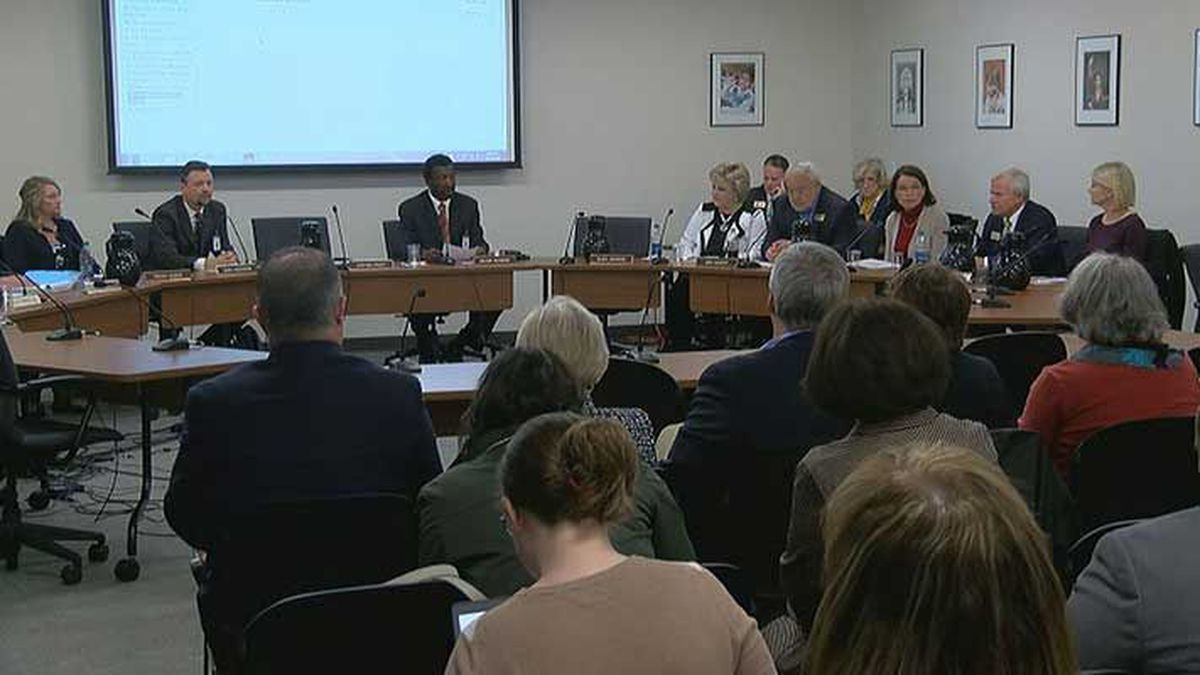 The Kentucky Board of Education called a special meeting on Tuesday, April 17. (Source: WAVE 3...