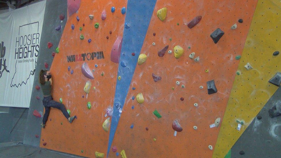Climb Nulu has been offering indoor bouldering for half a decade.