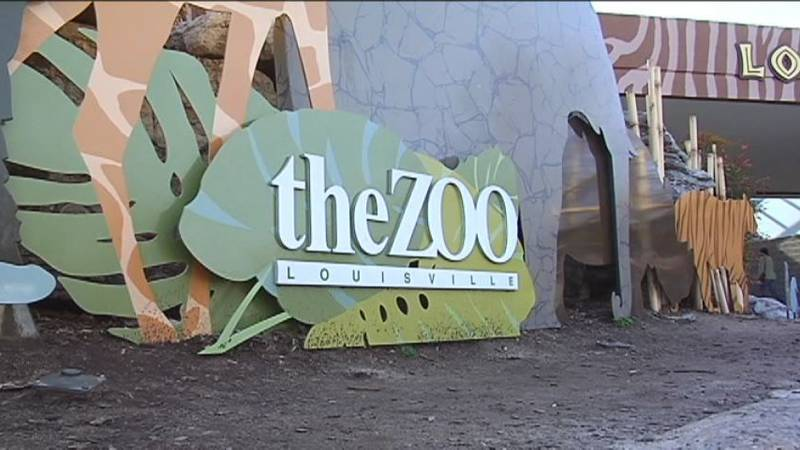 Louisville Zoo said the decision was made based on new guidelines by Louisville Metro Government.