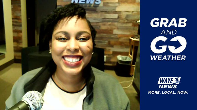 Get the latest forecast from WAVE 3 News Meteorologist Tawana Andrew.