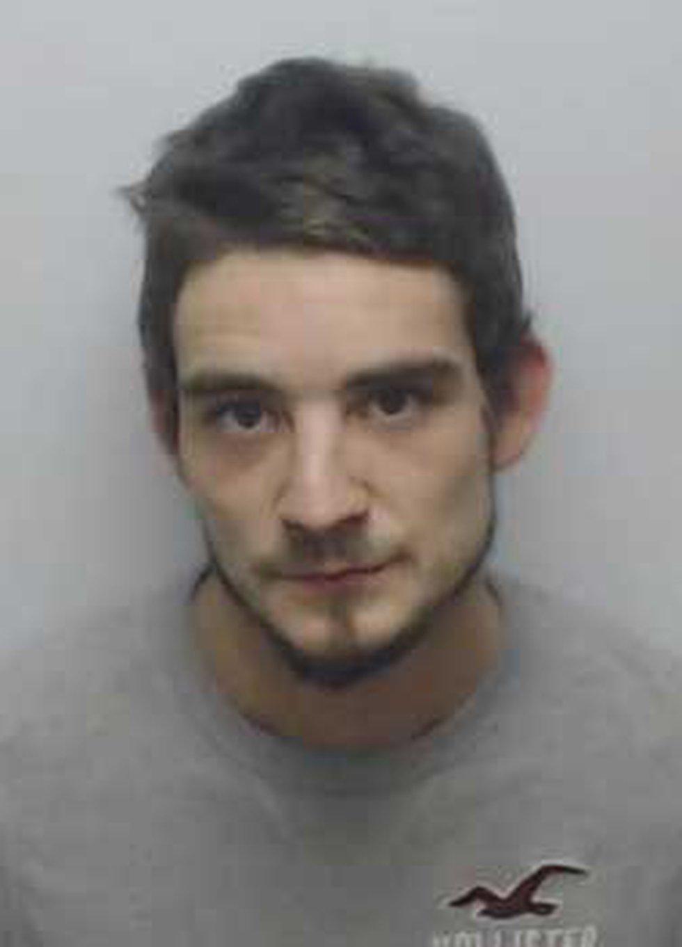 Joshua Spears (Source: Clark County Jail)