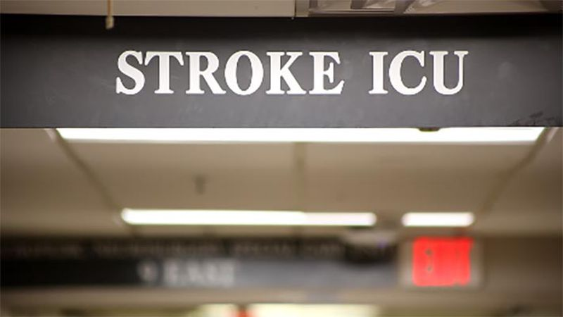 UofL Health typically treats between 1,000- 1,200 stroke patients a year. More than half...
