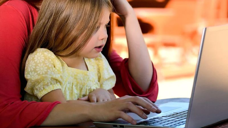 Many students are attending school virtually this school year.