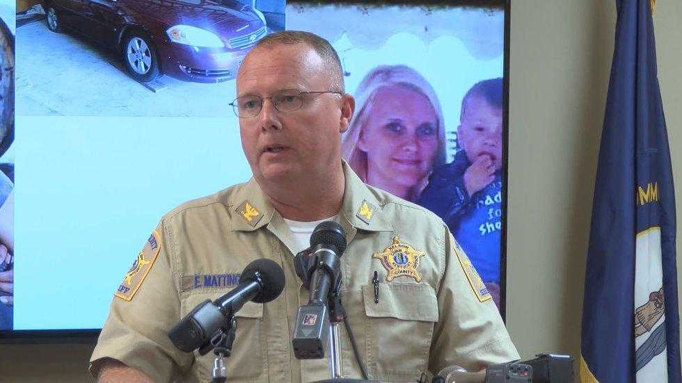 Nelson County Sheriff Ed Mattingly (Source: WAVE 3 News)