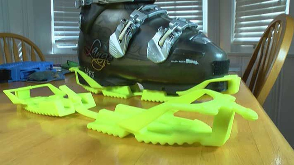 Ski Skootys were created by a Louisville family. They're made locally and used internationally....