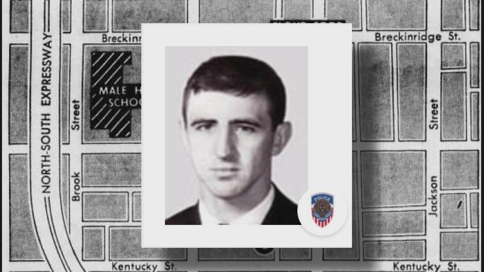 Louisville Police Department officer  Wilbur Hayes was killed in the line of duty on May 2,...