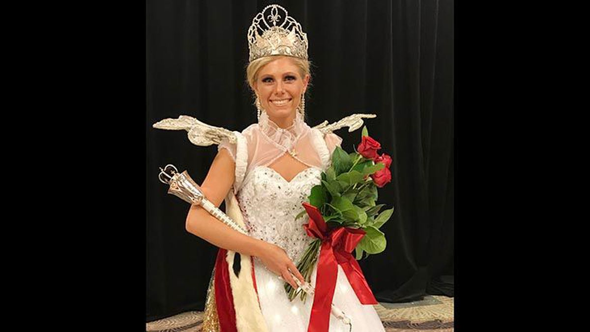 Tara Dunaway was crowned the 2018 Kentucky Derby Festival Queen on Saturday. (Source: WAVE 3...