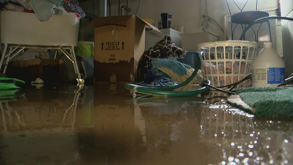 After heavy rains on Feb. 28, 2021 led to flash flooding, homeowners across WAVE Country spent...