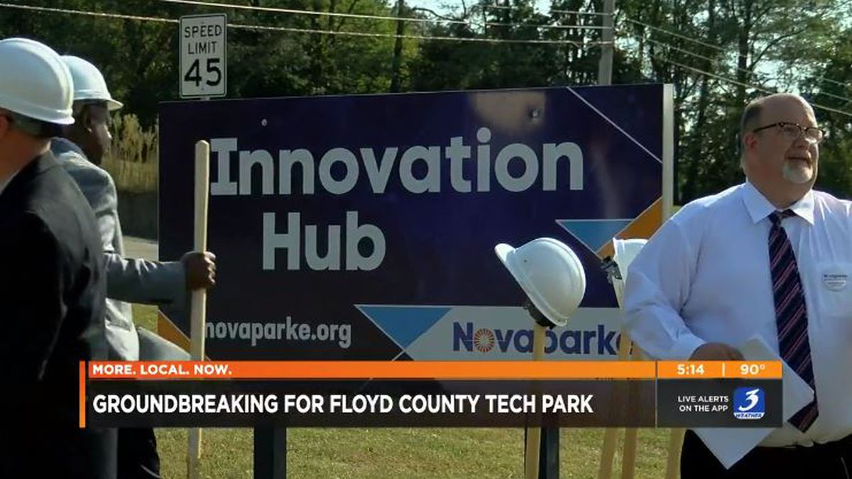 The Novaparke Innovation & Technology Campus will be a 60-acre business park that will bring...