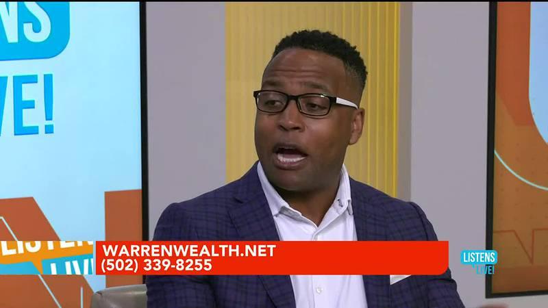 WAVE 3 Listens Live! Warren Wealth Management September 28, 2021