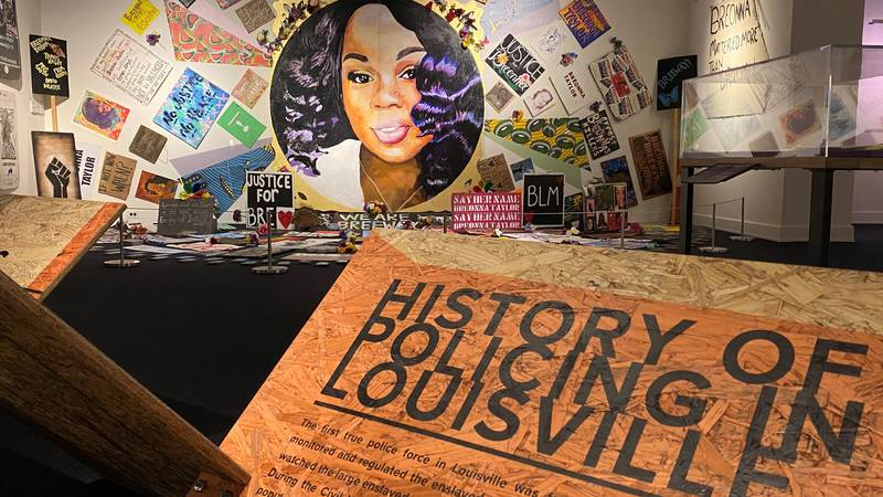 New West of Ninth Exhibit shines light on Black history.