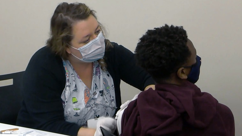 Pfizer's COVID-19 vaccine for children is being reviewed by the Food and Drug Administration.