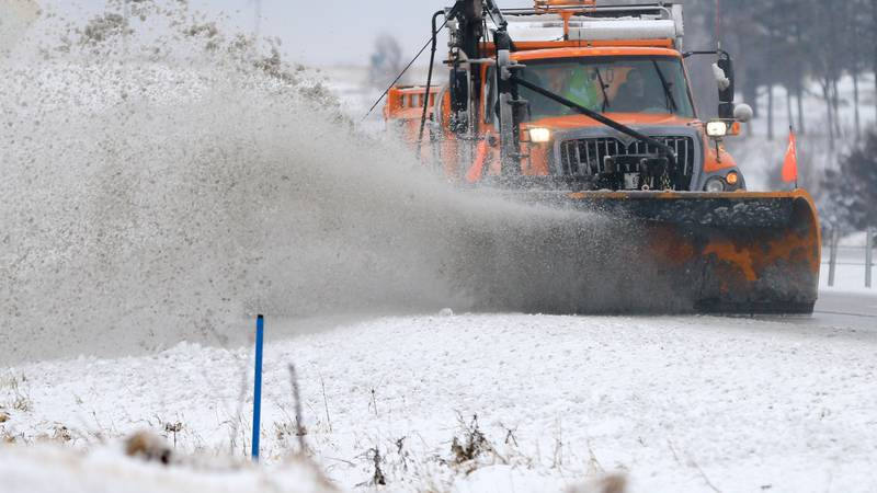Martin County Emergency Management Services announced on Friday afternoon that all snowplows...