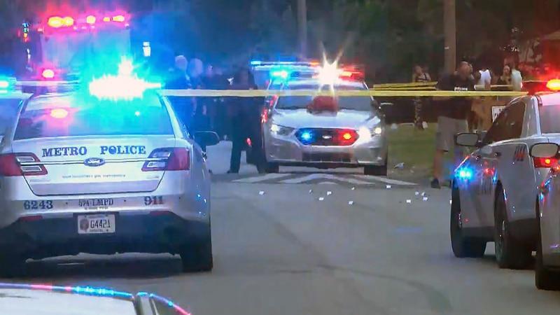 "A Metrosafe spokesperson said ""multiple"" people had been shot around 7:45 p.m. on Cedrus Circle..."