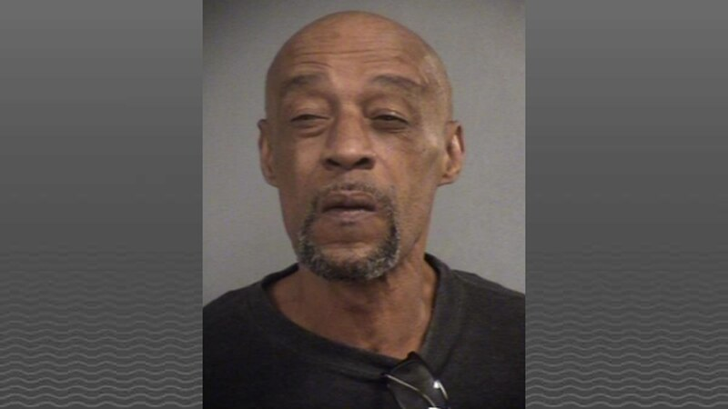 James Bryant is accused of stealing credit cards from women and then racking up the charges.
