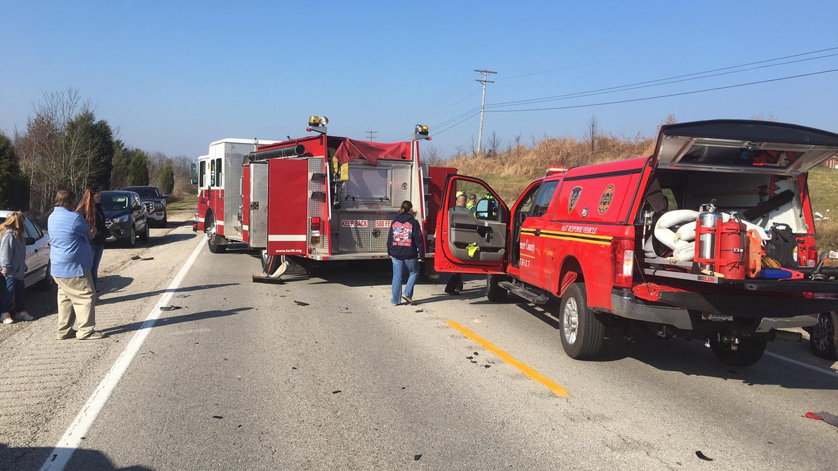 One person was killed in a wreck on Thanksgiving Day in Spencer County. (Source:...