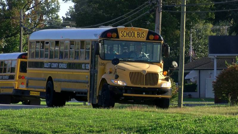 Several Bullitt County bus drivers called out sick Tuesday to demand higher pay and more...