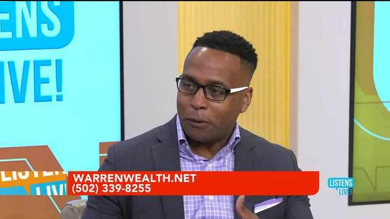 Marcus Warren of Warren Wealth Management & Tax Planning