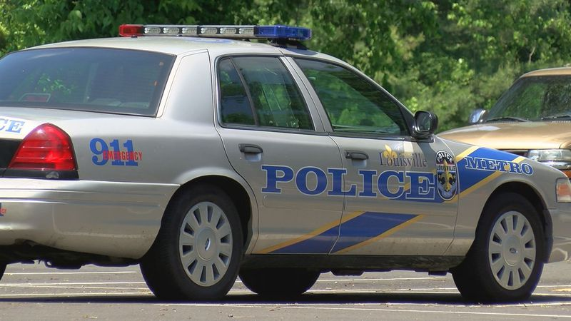 For the first time since civil unrest began in Louisville 13 months ago, an LMPD officer has...