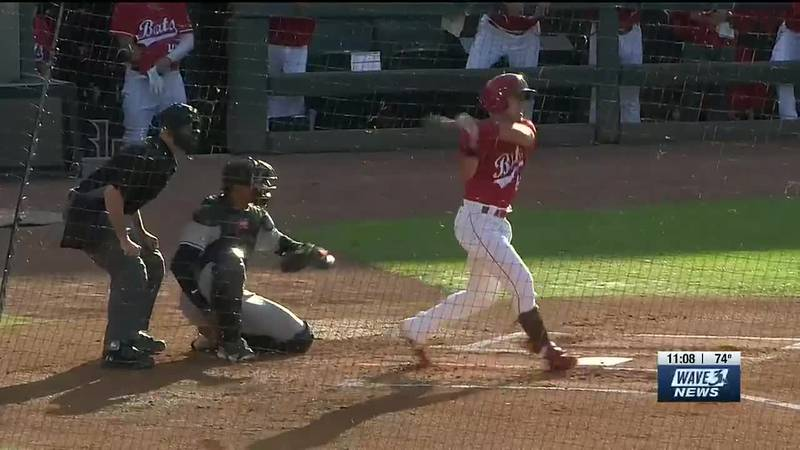 Louisville Slugger Field welcomed fans back for another night of full capacity on Wednesday,...