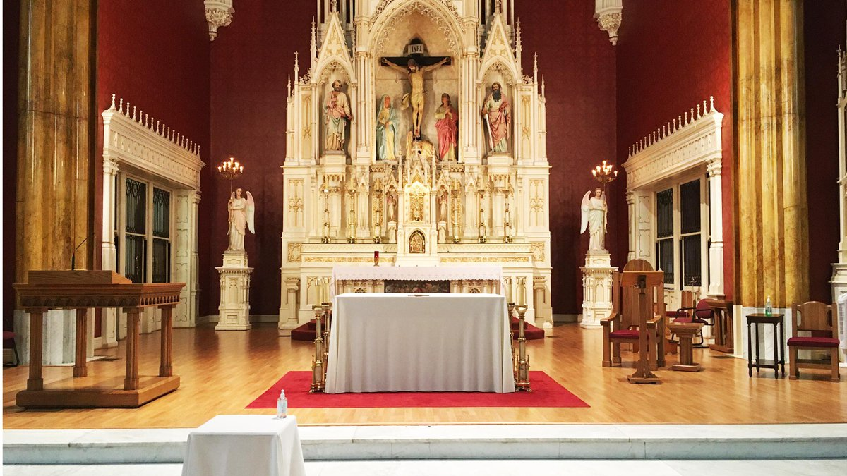 Beginning the weekend of Sept. 4 and 5, the obligations for Roman Catholics in teh Archdiocese...