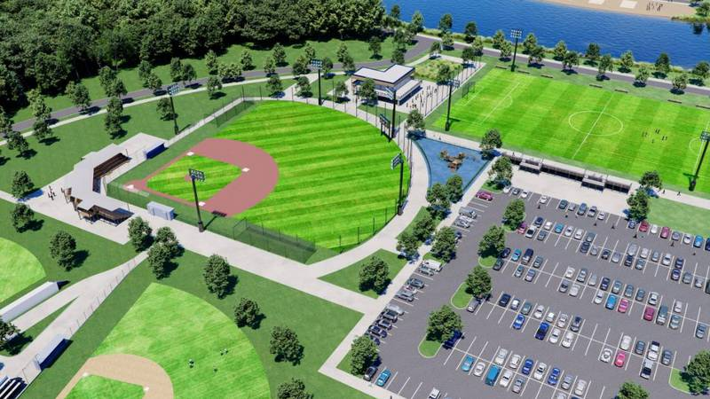 A 106-acre donation from River Ridge Development Authority to the city of Charlestown is giving...