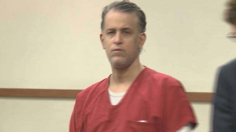 Christopher Olivo appeared in court on March 14, 2019. (Source: WAVE 3 News)