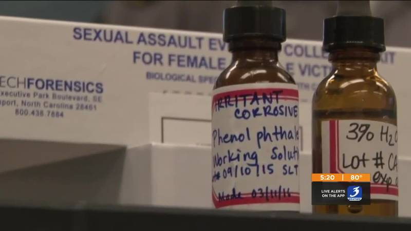 Tracking the progress of a sexual assault kit will soon be possible in Indiana.