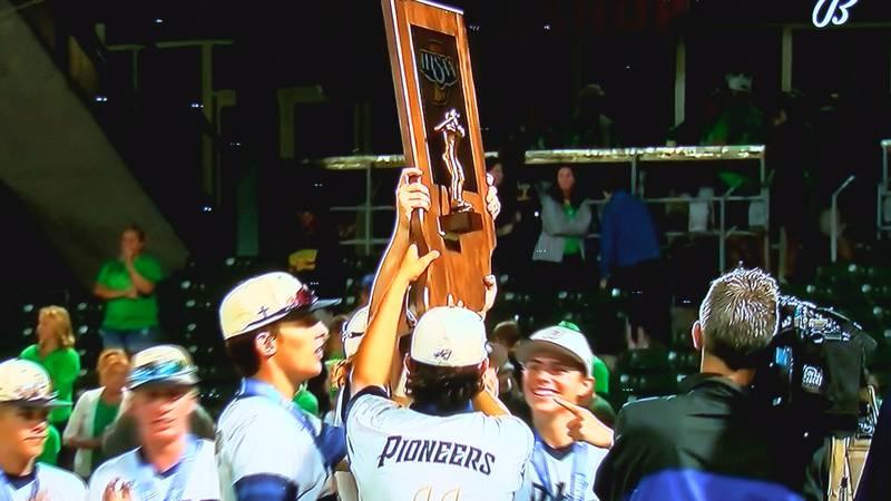 Providence baseball wins Indiana 2A State Championship