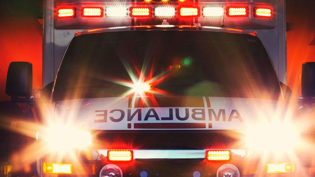 File graphic of ambulance.