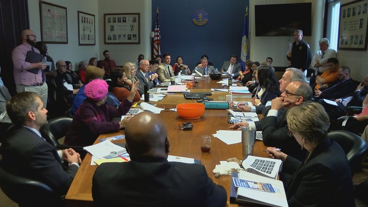While tackling the city's budget shortfall, projects approved last year are in limbo. (Source:...